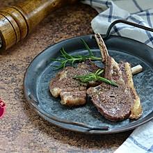 #全电厨王料理挑战赛热力开战!#烤羊排
