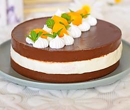 免烤箱❗免打发❗巧克力慕斯蛋糕❗的做法