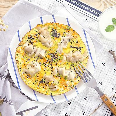 抱蛋煎饺 | 太阳猫早餐