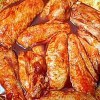 奥尔良烤鸡翅烤箱版的做法图解3