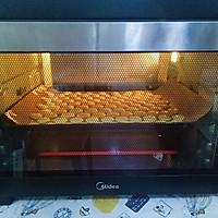 蛋黄饼干#跨界烤箱 探索味来#的做法图解11