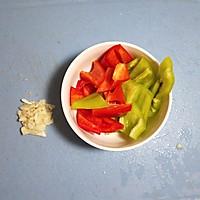 东北菜《尖椒干豆腐》的做法图解2