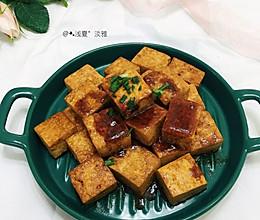 营养丰富家常菜---红烧老豆腐的做法