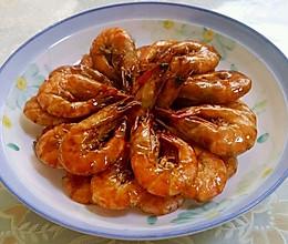 油焖大虾的做法