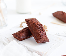 巧克力费南雪的做法