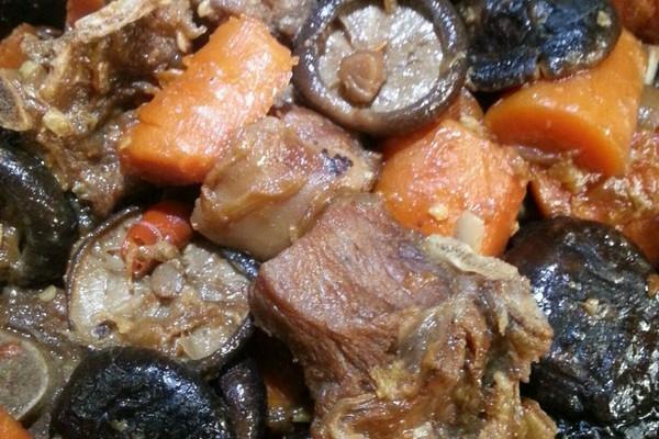 红焖羊肉的做法