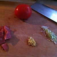 西红柿面条的做法图解1