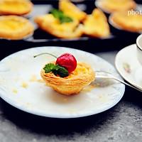 葡式蛋挞#有颜值的实力派#的做法图解12