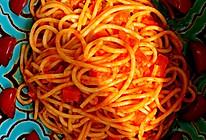 新中式意大利肉酱面的做法