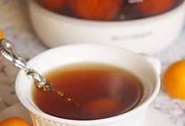 清新润喉水果茶——冰糖金桔茶的做法