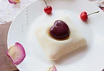 酸奶树莓慕斯的做法