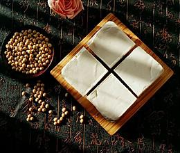 详细自制香滑嫩豆腐---附豆腐脑制作过程的做法