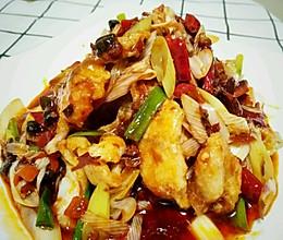 #美食新势力#黑鱼最新吃法,欲罢不能的做法