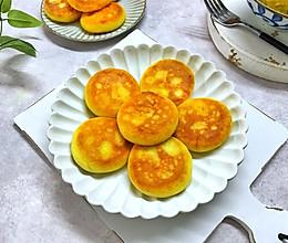 红薯香蕉糯米煎饼的做法