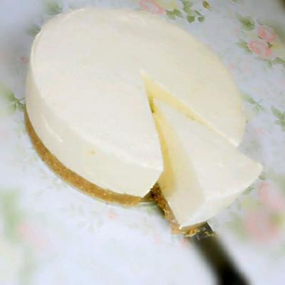免烤柠檬冻芝士蛋糕