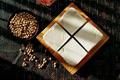 详细自制香滑嫩豆腐---附豆腐脑制作过程