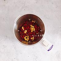 红枣枸杞豆浆的做法图解4