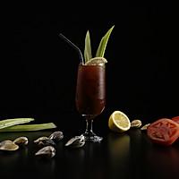鲜味鸡尾酒|美食台的做法图解1