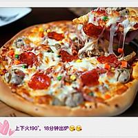 陆路至尊披萨的做法图解6