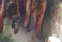 烟熏腊肉的做法
