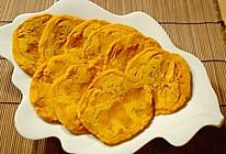 私房养生小点――奶香蜂蜜糯米南瓜饼的做法
