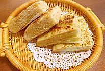 胡麻油椒盐发面千层饼的做法
