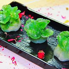 水晶白菜蒸饺#爱仕达寻找面点女王#