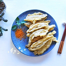 #硬核菜谱制作人#酥炸九肚鱼