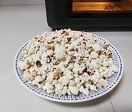 空气炸烤箱爆玉米花的做法