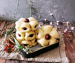 #硬核菜谱制作人#玉米面红枣馒头的做法
