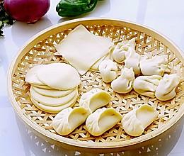 自制饺子皮/馄饨皮的做法