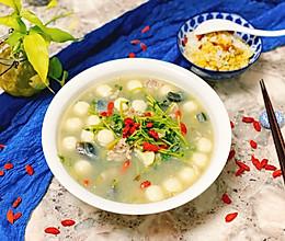 #美食视频挑战赛#粤式上汤豆苗,好吃不胖的做法