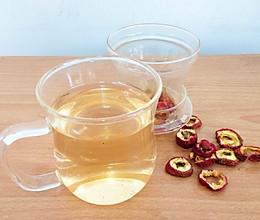 去油润肠的山楂茶的做法