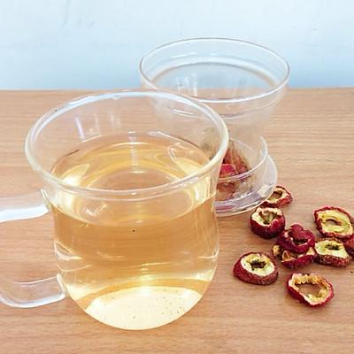去油润肠的山楂茶
