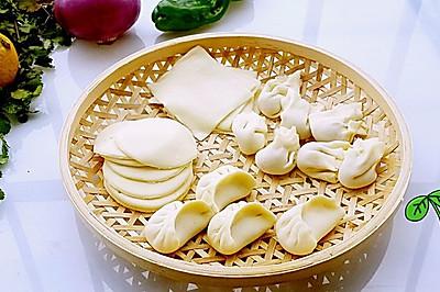 自制饺子皮/馄饨皮