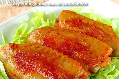 新奥尔良鸡翅(煎锅版)