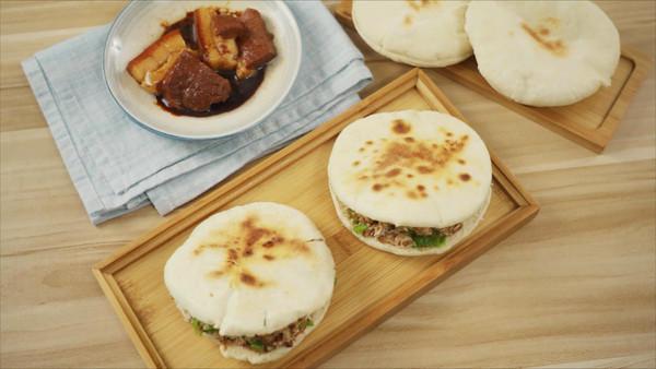 肉夹馍【孔老师教做菜】的做法