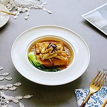 咖喱豆腐海鲜菇