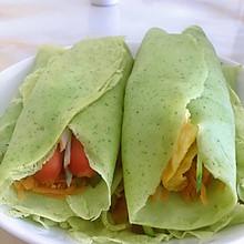 #以美食的名义说爱她#减脂蔬菜鸡肉卷