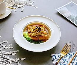 咖喱豆腐海鲜菇的做法