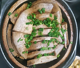 砂锅香芋的做法