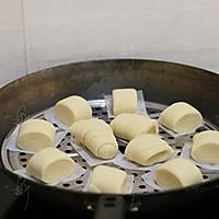 刀切奶香馒头的做法图解10