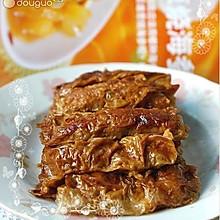 红烧豆腐皮包肉