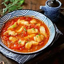 #入秋滋补正当时#龙利鱼粉丝番茄汤