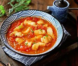 #入秋滋补正当时#龙利鱼粉丝番茄汤的做法