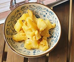 豆酱姜:应季的潮汕小菜正开胃的做法
