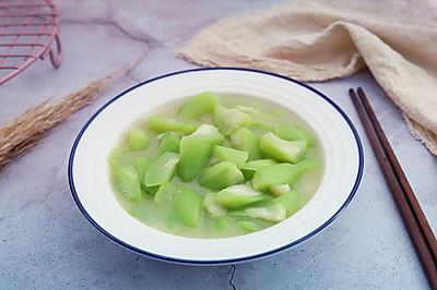 蒜香水丝瓜