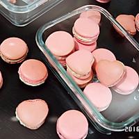 草莓马卡龙---恋爱的味道的做法图解12