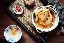天麻炖鸡汤(缓解头痛、神经衰弱)的做法