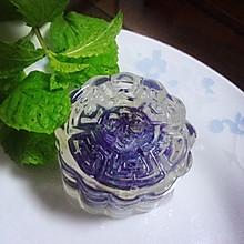水晶月饼.中秋
